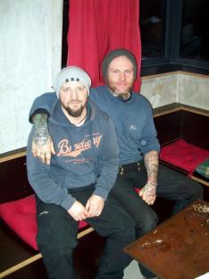 Janko & Friedemann @ JAZ, Rostock, 6.02. 2.016