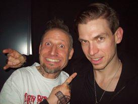 Danny B & Rupert Keplinger (Darkhaus; Eisbrecher)