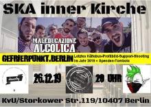 "Offizieller Onlineflyer ""Schreib' NIEMANDEN ab!"" Shooting 26.12.19"