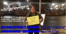 Gefrierpunkt.Berlin Profilbild Shooting zugunsten Kältebus Berlin + obdachloser Menschen und Tiere