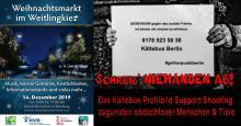 Gefrierpunkt.Berlin Profilbild Shooting zugunsten Kältebus Berlin & Obdachloser