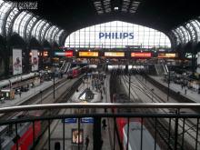 Hamburger Hauptbahnhofimpressionen, 11.10. 2.013