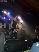 """OHL@ Punk & Disorderly 2.014 (5) - Steve lässt Herzblut an der Gitarre, ein echter """"Freiheitskämpfer"""""""