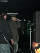 The Idiots beim Soundcheck @ Exil, Eberswalde 2.10. 2.014