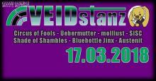 Offizieller Online Flyer VEIDstanz 2.018